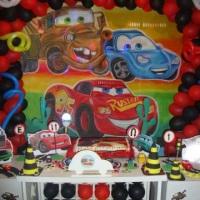 Decoração Infantil Carros.