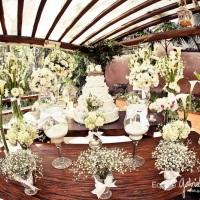 Decoração para Casamentos - Sítio São Jorge