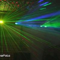 Sistema de iluminaçao a laser de ultima geracao