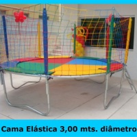 Cama Elástica 3 mts