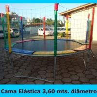Cama Elástica 3,60 mts