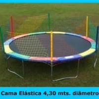 Cama Elástica 4,27 mts