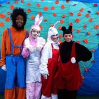 Espetáculo sobre a Páscoa