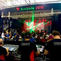 Feira da Amizade 2016, realizada pela Prefeitura de Municipio de Jundiaí. Nesta Evento sonorizamos 0