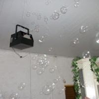 Maquina de bolhas