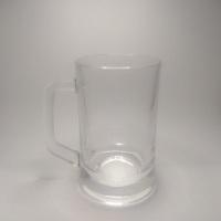 Caneca de vidro para chopp 473ml R$ 45,00 reais Totalmente personalizada.