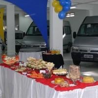 Decoração com Lycra Tensionada - Valec Renault