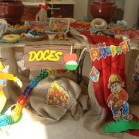 Festa Junina - Daniella Valinhos