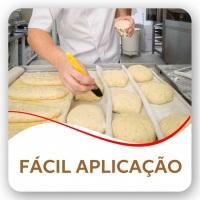 Fácil aplicação: Basta pincelar clara de ovo ou gel de brilho e aplicar a etiqueta. Depois podem se
