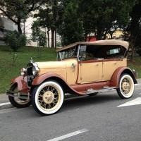 Ford Calhambeque 1929 Conversível
