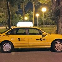 New York City Yellow Cab - Taxi de Nova Iorque