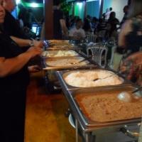 serviços de buffet