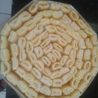 pastel assados de frango