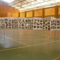 Painéis para exposição de trabalhos em Evento da SEDUC dias 29 e 30/09/2009 no Hotel Porto d'al