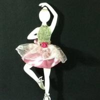Bailarina em Mdf!