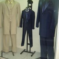 trajes masculino