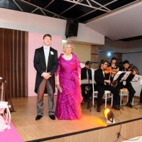 Casamento no Ximenes - Quinteto (2 violinos, cello, piano e cantora)