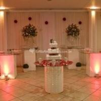 Mesa bolo casamento!
