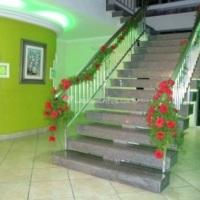 Escadaria.