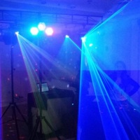 Iluminação para todo tipo de festa