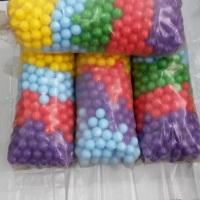 Pacote de bolinhas coloridas.  Ideal para reposição por locadores.  Super coloridas.  Totalmen