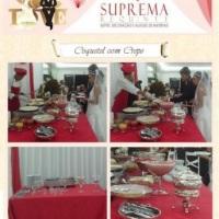Buffet Coquetel com Crepe