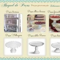 Peças porcelanas