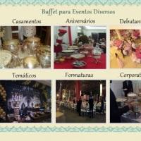 Buffet para todo tipo de evento