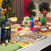 Festa Infantil - Super Heróis