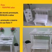 Kit provençal apartir de R$ 100,00