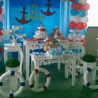 Decoração do marinheiro por R$ 300,00