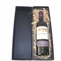 Vinho na Caixa 1 R$89,90 Vinho Santa Helena 750ml Trufas de Chocolate/Cereja Caixa para vinho em