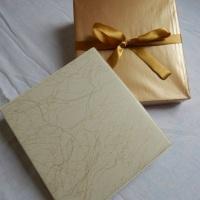 Album e caixa