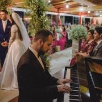 Piano de Cauda para casamentos