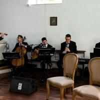Quinteto para cerimônia religiosa