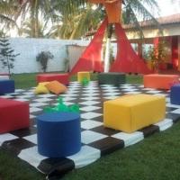 Locação de tablado xadrez, Pista de Dança xadrez, tapete para pista de dança xadrez em vários tamanh