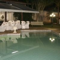 área externa casa de festas recreio