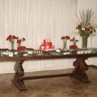 mesa principal 60 anos de leila maria