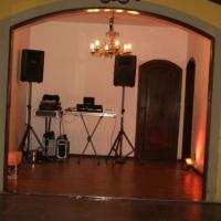 área de dança casa de festas no recreio