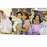 Princesinha Sofia Tão Tão Distante Personagens