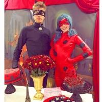 MIRACULOUS Ladybug e Cat Noir