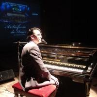 Apresentação piano e orquestra