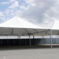 Tenda 10x10 m² .