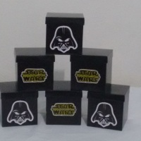caixa star wars - 300 R$ a unidade