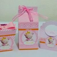 kit  ursinha princesa 10,00