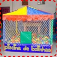 Aluguel de Piscina de Bolinhas