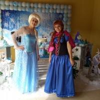 Personagens da Frozen