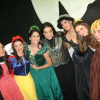 Princesas e Personagens...