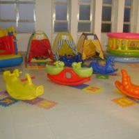 Pracinha de Brinquedos - Espaço Bebê