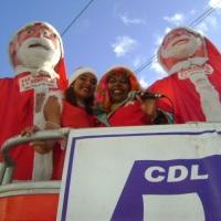 Campanha de Natal da CDL em Alagoinhas